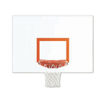 BB203 -- BACKBOARD  RECTANGULAR WOOD
