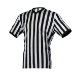 508VNK -- REFEREE JERSEY/STRIPED/XXL