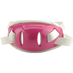 RHCCP -- CHIN STRAP - HARD CUP - BREAST CANCER AWARENE