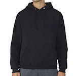 RUSSELL PULLOVER HOODIE RIBBED