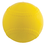 PU SPONGE BALL 9IN BASEBALL