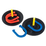INDOOR HORSESHOE SET