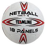 TEAMLINE COMPOSITE NETBALL BALL SZ 5