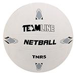 TEAMLINE RUBBER NETBALL BALL SZ 5