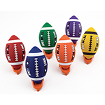 TEAMLINE RUBBER FOOTBALL