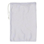MESH EQUIPMENT BAG 12 IN. X 18 IN. WHITE
