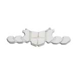 RIDDELL SPEED B/N/S LINERS WHITE