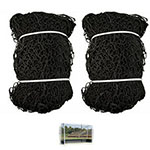 REPLACEMENT FIELD HOCKEY NETS FOR FH2000 PAIR