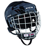 CCM FITLITE 40 HELMET WITH CAGE