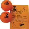 BLACK KNIGHT E-Z SQUASH BALL