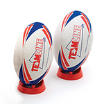TEAMLINE PRACTICE RUGBY BALL