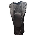 SLEEVELESS RIB SHIELD