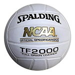 SPALDING TF2000 LEATHER VOLLEYBALL