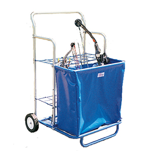 ARCHERY TRANSPORT CART WITH VINYL BAG