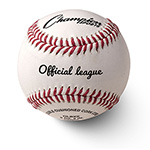 CHAMPION BLEM LEATHER COVER BASEBALL