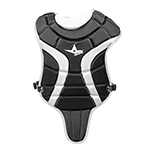 ALL STAR PLAYER´S SERIES CHEST PROTECTOR BLACK 12-16 Y