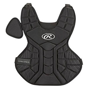 RAWLINGS PLAYERS SERIES CHEST PROTECTOR YOUTH 14IN.