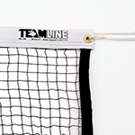 TEAMLINE TBN200 ROPE TOP BADMINTON NET