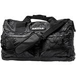 BATTLE LOCKDOWN 7 BLACK DUFFLE BAG