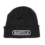 BATTLE KNIT BEANIE