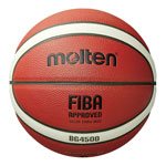 MOLTEN FIBA BGG/G4500 SERIES GAME BASKETBALL