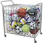 ECONOTOTE LOCKING BALL CART