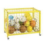 LOCKING BALL STORAGE LOCKER 42 IN. X 24 IN. X 29 3/4