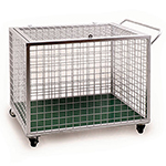 TEAMLINE TOTE BALL CART
