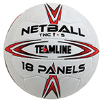 TEAMLINE COMPOSITE NETBALL BALL SZ 5