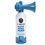 AIR HORN AND POWER CAN