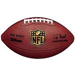 WILSON NFL LEATHER GAME FB