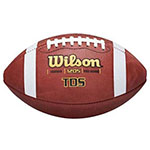 WILSON TDS FULL LEATHER SR FB