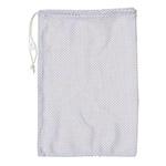 Mesh Equipment Bag 12 In. X 18 In. White