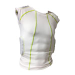 RHINO PADDED SLEEVELESS SHIRT