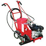 SELF PROPELLED AIRLESS FIELD STRIPING MACHINE