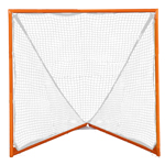 PRO LACROSSE GOAL 6 FT. X 6 FT. ORANGE
