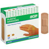 PLASTIC 3 IN. X 1 IN. BANDAID BOX/100