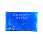 RAPID RELIEF REUSABLE HOT/COLD PACK 5 INx9