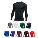 NIKE PRO COOL COMPRESSION LS TOP