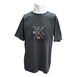 MENS WCL TEE SHIRT CHARCOAL