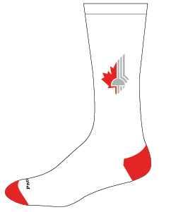 CANADA FENCING SOCK