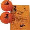 BLACK KNIGHT E-Z SQUASH BALL