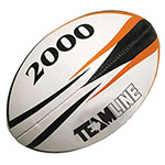 TEAMLINE MATCH RUGBY BALL