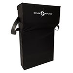 TEAMLINE RUCKING BAG 36 X 22 X 10 BLACK