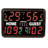 ELECTRIC MULTI-SPORT TABLE TOP SCOREBOARD WITH REMOTE