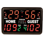 ELECTRIC MULTI-SPORT TABLETOP SCOREBOARD