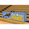 8 FT SPACE SAVER SCORERS TABLE WITH GRAPHICS