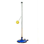 PORTABLE TETHERBALL POST SET