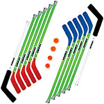 DOM J4 JUNIOR 36IN FLOOR HOCKEY SET J40G1