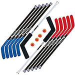 DOM X9 EXCEL 45IN FLOOR HOCKEY SET X90G4